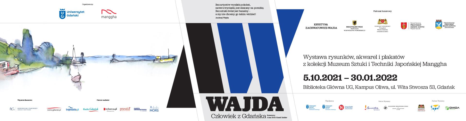 Mistrz Wajda, film i malarstwo w UG