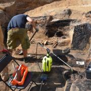 Eksploracja i dokumentacja archeologiczna przypomina dochodzenie kryminalistyczne, fot. A. Koperkiewicz