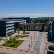 Budynek Wydziału Chemii UG.