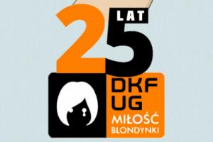 logo 25 lat DKF UG